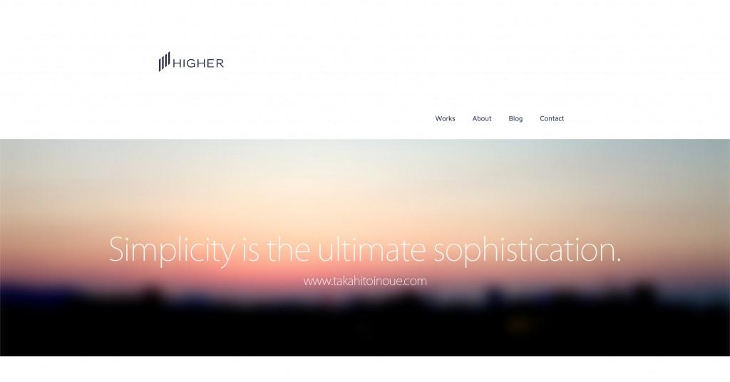 higher-website